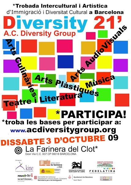 fiesta diversity 21 integración social de culturas en barcelona