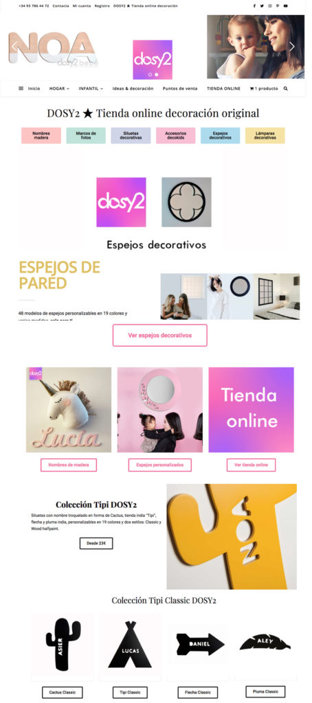 diseño web seo ux ui marketing digital lutxana feng shui