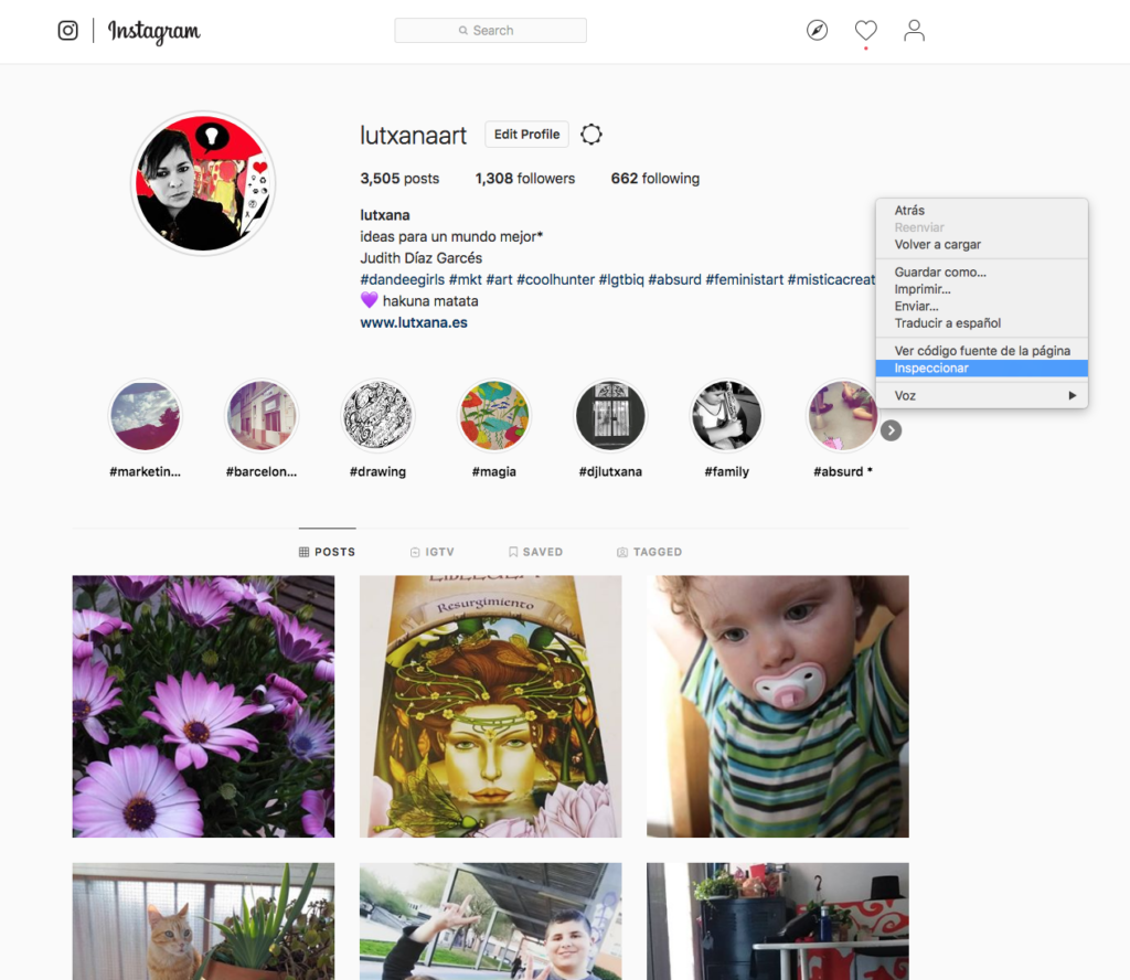 contenidos digitales marketing digital videos instagram