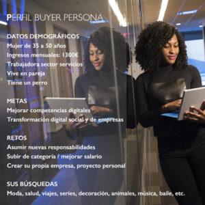 buyer persona marketing lutxana