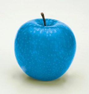 manzana azul nutrición autocuidados diseño lutxana